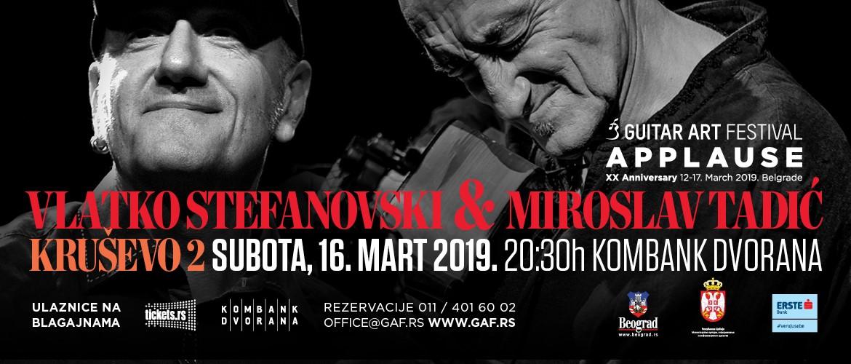 Vlatko Stefanovski 16.03.2019.kombank dvorana