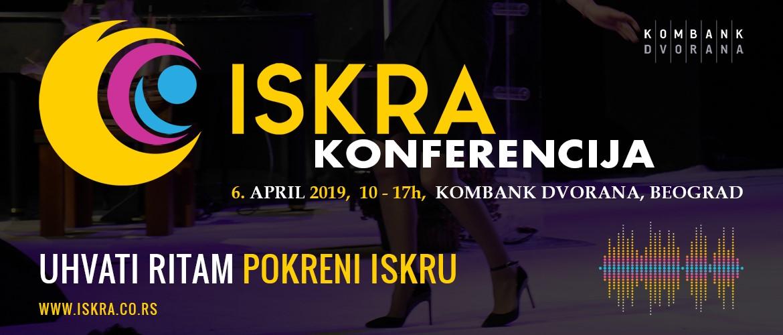 Uhvati RITAM i pokreni ISKRU 06.04.2019. Kombank dvorana