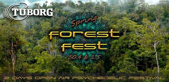 Spring Fest 30.04 – 01.05.2019. Forest Edition