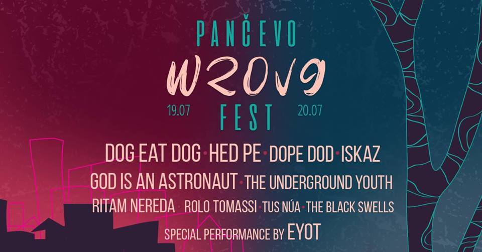 Pančevo Wrong Fest 19 – 21.05.2019