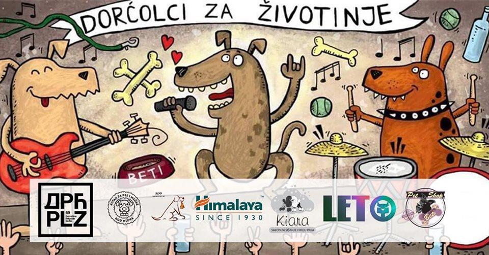 Dorćolci za životinje 02.06.2019.Dorćol Platz