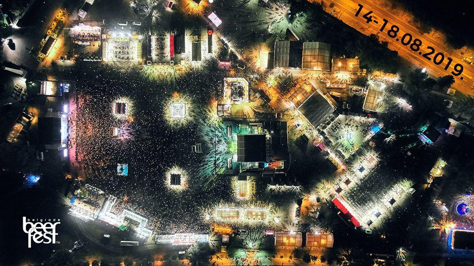 Belgrade Beer Fest 14 – 18.08.2019 Ušće