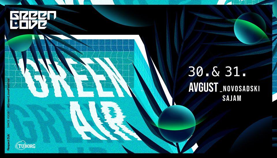 Green Air / 30 – 31.08.2019. Sajam