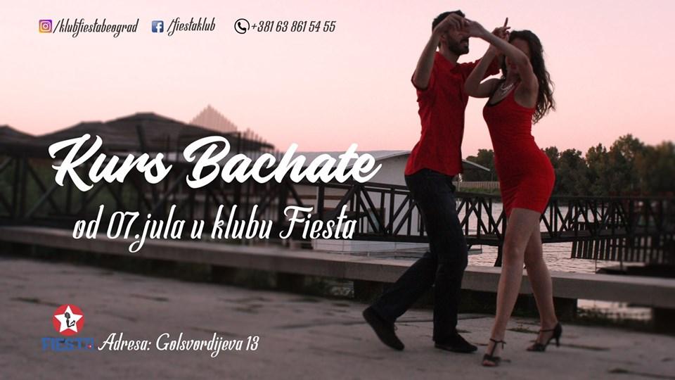 Letnji kurs bachate 04 – 18.07.2019. Fiesta