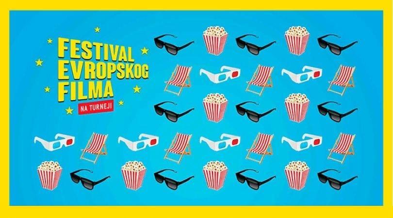 Festival evropskog filma 08 – 13.07.2019.Brod teatar