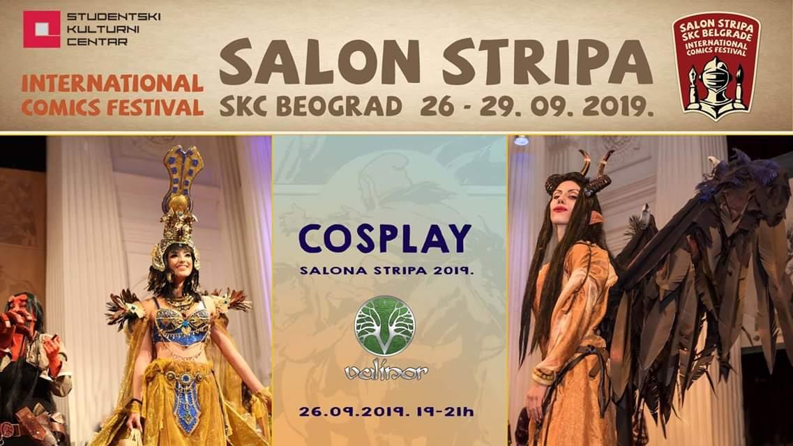 Salon Stripa 26 – 29.09.2019. SKC