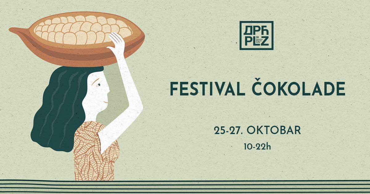 Festival Čokolade 25 – 27.10.2019. Dorćol Platz