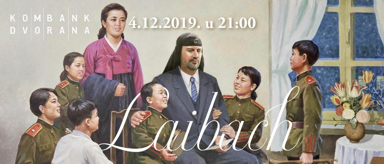 Laibach 04.12.2019. Kombank Dvorana