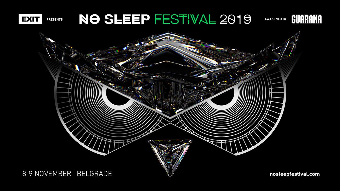 No Sleep Festival 08.11.2019. Luka Beograd
