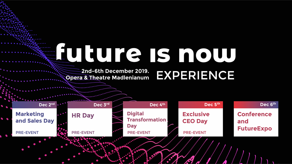 Future is NOW Experience 02 – 06.12.2019. Madlenianum