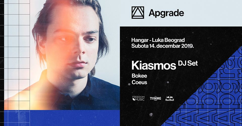 Apgrade with Kiasmos 14.12.2019. Hungar