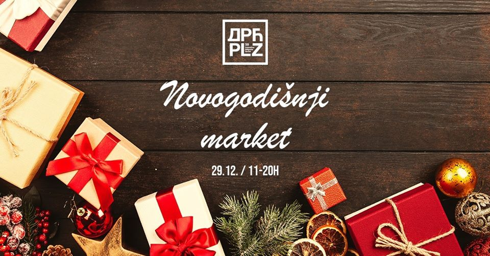 Novogodišnji market 28.12.2019. Dorćol Platz