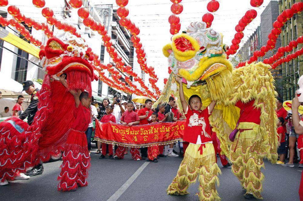 Kineski novogodišnjeg vašar 17.01 – 16.02.2020. Kalemegdan