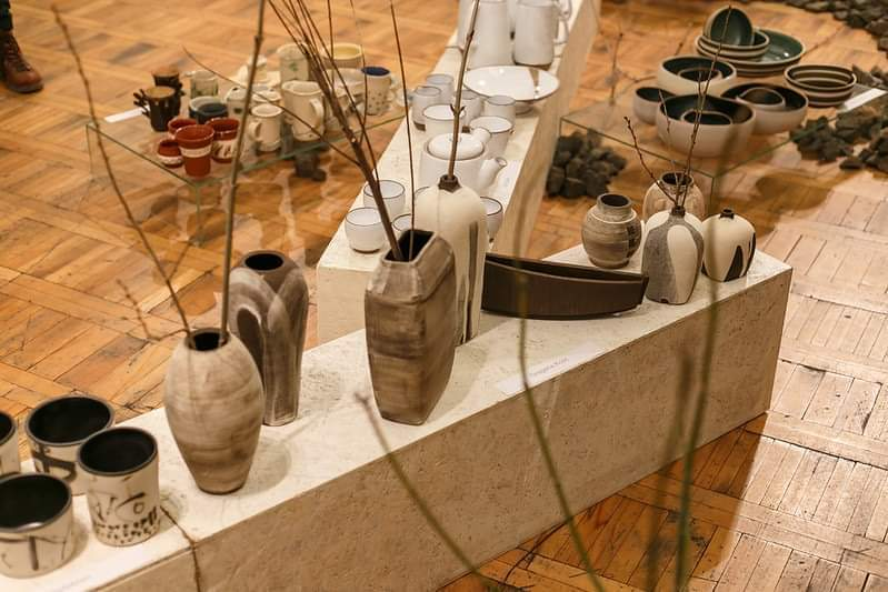 Art in Clay: prodajna izložba savremene keramike 16 – 18.03.2020. KC Grad