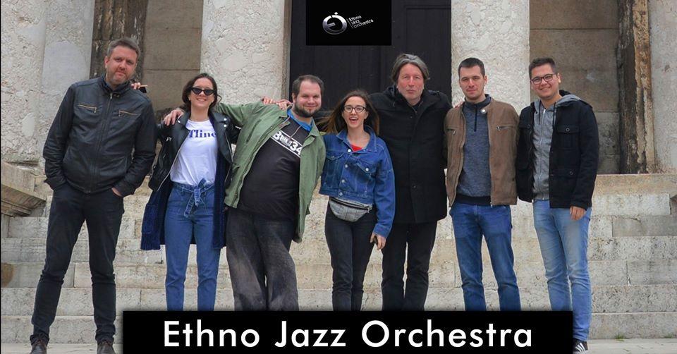 Ethno Jazz Orchestra 23.01.2020 KC Grad