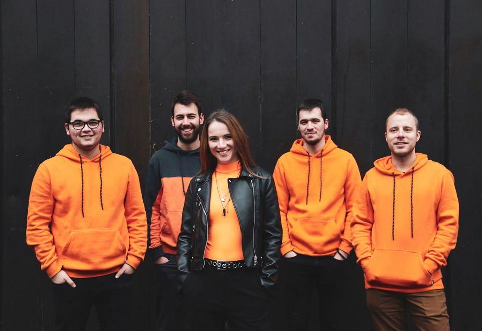 Gorica & The Grooveheadz/ Premijera spota & koncert 30.01.2020 KC Grad