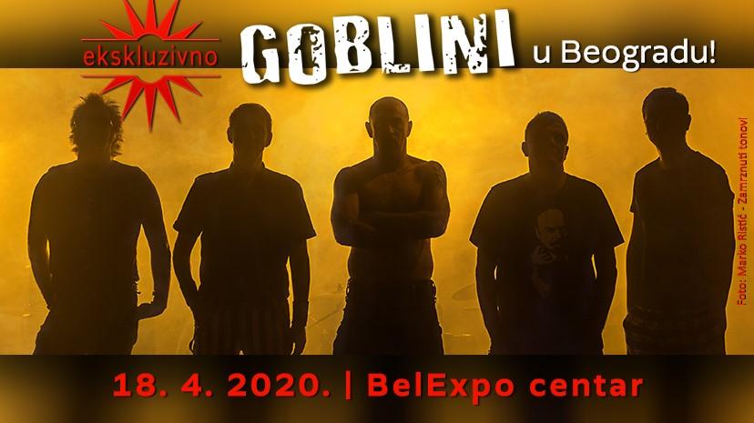 Goblini 18.04.2020 – BelExpo Centar