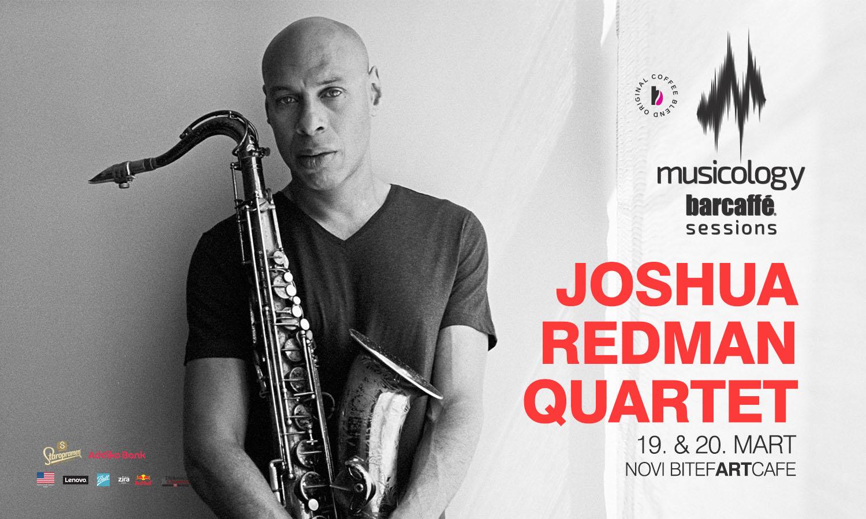 Joshua Redman Quartet 19 i 20.03.2020. Bitefartcafe