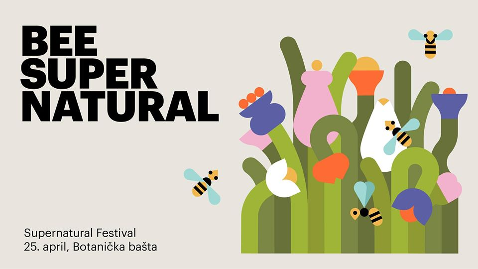 Supernatural festival 25.02.2020. Botanička bašta