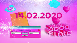 2000late – Valentine's Day! 14.02.2020. Belexpo