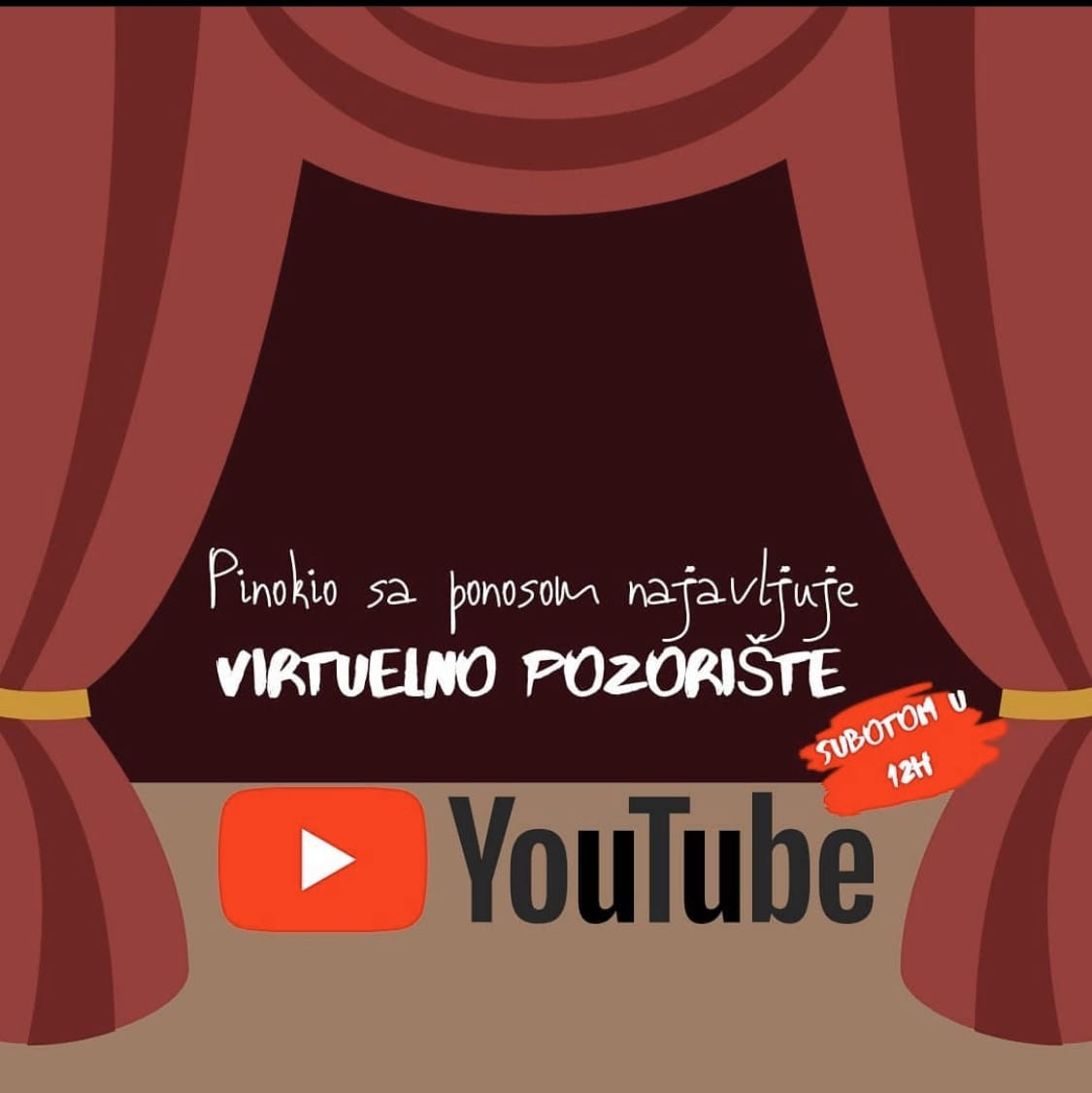 """Pozorište lutaka """"Pinokio"""""""