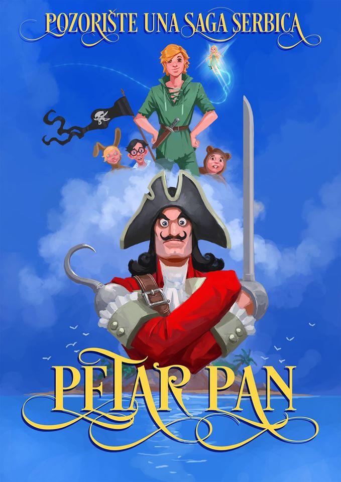 Petar Pan – Baletska predstava 03.07.2020. Tasmajdanski stadion