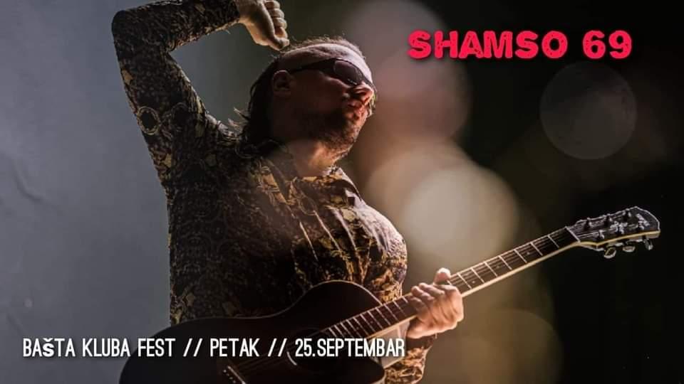 Shamso 69 25.09.2020. Bašta kluba Fest