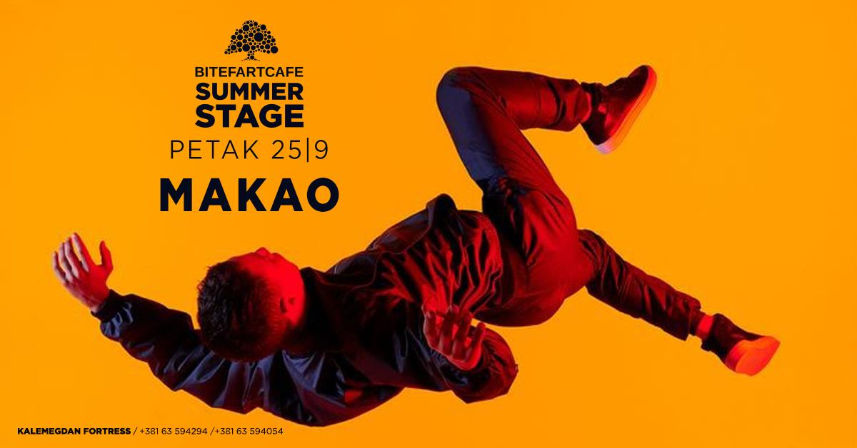 MAKAO 25.09.2020 Summer Stage
