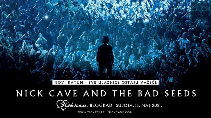 Nick Cave 15.05.2020. Štark arena