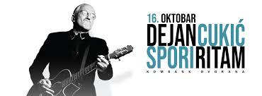 DEJAN CUKIĆ & SPORI RITAM KONCERT 16.10.2020. Kombank dvorana