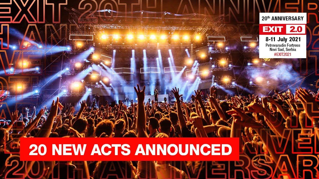EXIT 08 / 11.JUL.2021 Novi Sad