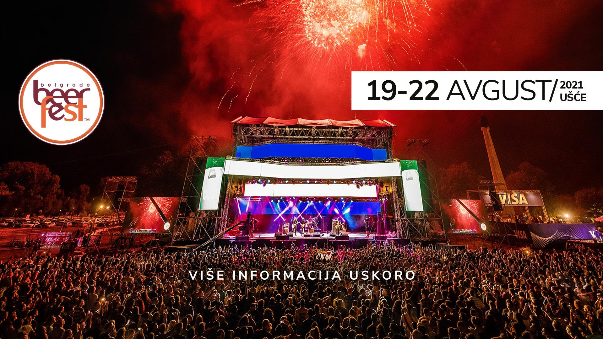 Beer fest 19 – 22.08.2021 Usce